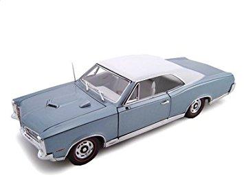 Robert St Thomas classic Pontiac GTO model