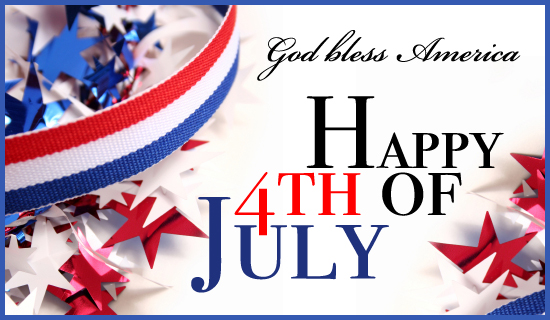 Happy 4th of July from Robert St Thomas